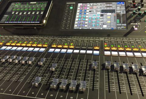 Sound, Lights, Video, Staging
